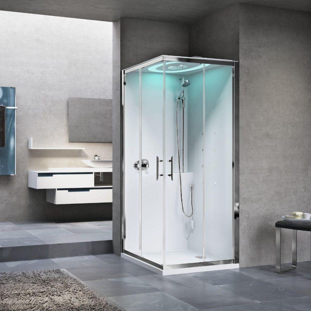 Box doccia - Cabine doccia multifunzione novellini ...